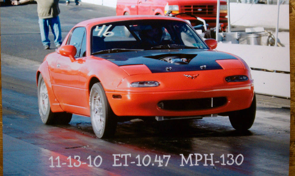 1995  Mazda Miata MX5 ls1 v8 picture, mods, upgrades